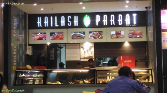 Kailash Parbat at Phoenix Mall