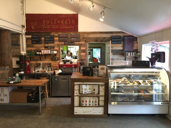 Solfeggio: Order at the Counter