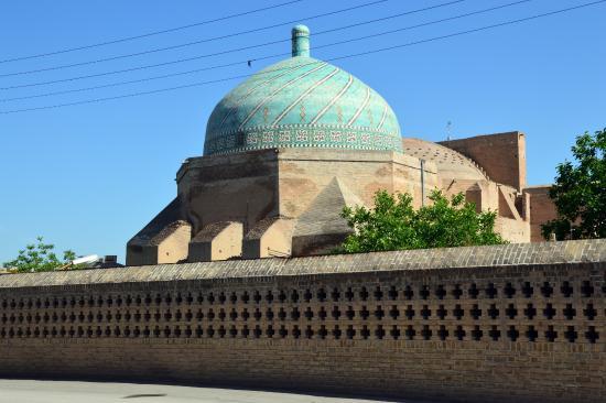 Jameh Mosque of Qazvin