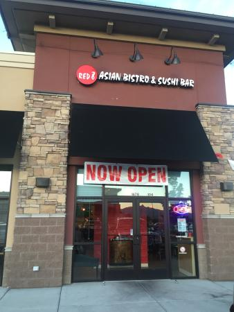 Finally Another Option North Utah County Review Of Red 8