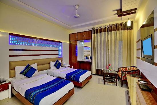 Hotel Star Plaza: Executive Room