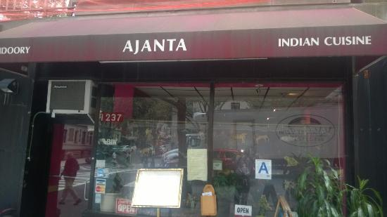 ‪Ajanta Indian Restaurant‬
