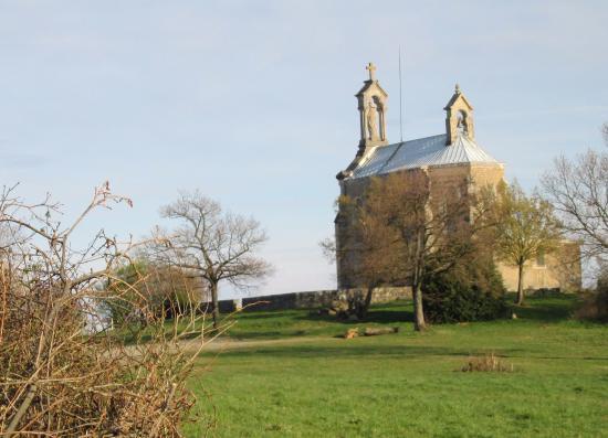 La Chapelle Notre Dame des Raisins