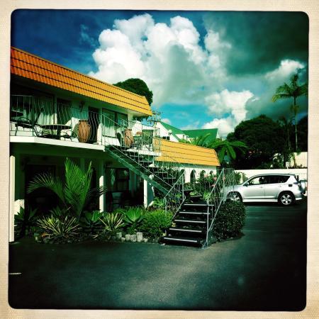 คาซา เบลลา โมเต็ล: Cozy motel with clean & warm rooms.