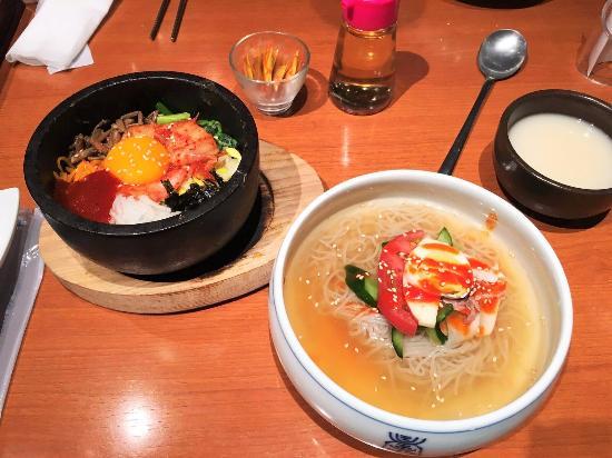 Ojori : Lunch set meal