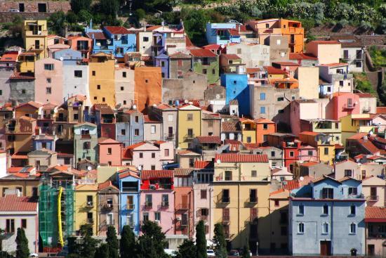 Bosa Old Town | Bosa, Sardegna