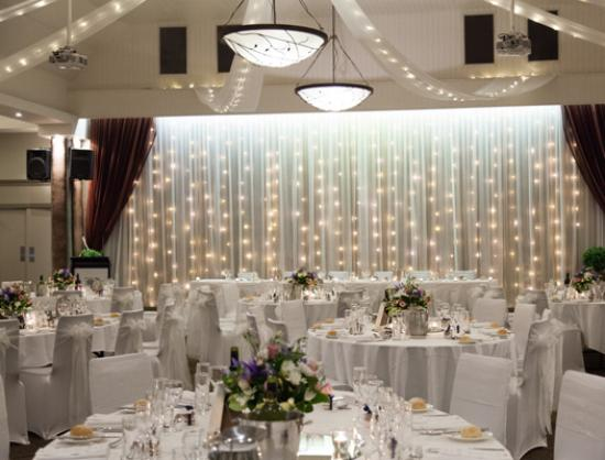 Wedding Reception In Grand View Room Picture Of Hillstone St