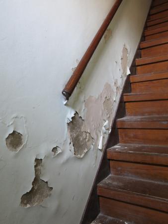 Lisbon Rooftops Guest House: copropriété escalier