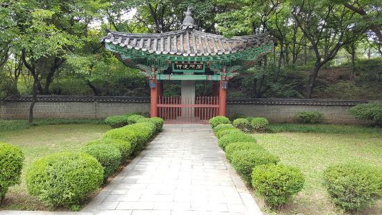 Sayookshin Park