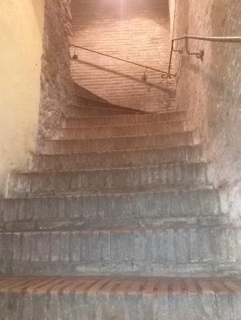 Museo delle Mura : La salita