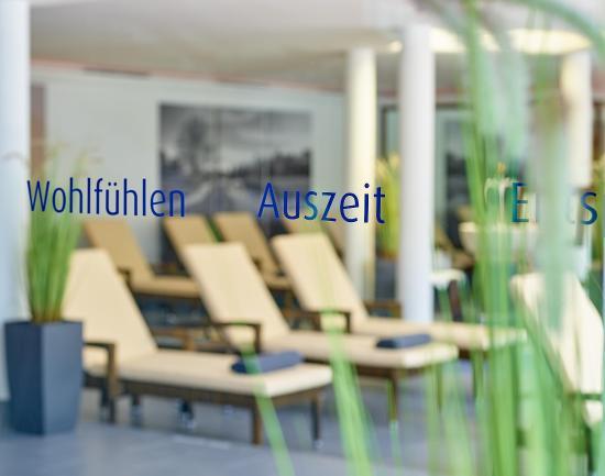 "Hotel ""Das Ludwig"": Wellnesslandschaft"