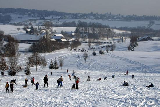 "Hotel ""Das Ludwig"": Winter in Bad Griesbach"