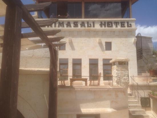 Perimasali Cave Hotel - Cappadocia: photo0.jpg