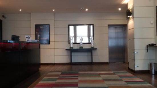 hall d\'entrée - Picture of K+K Hotel George, London - TripAdvisor