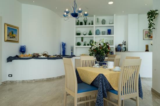 Hotel Onda Marina : sala da pranzo
