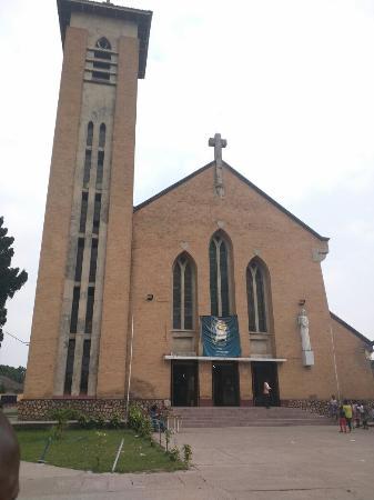 Cathédrale Notre-Dame Du Congo