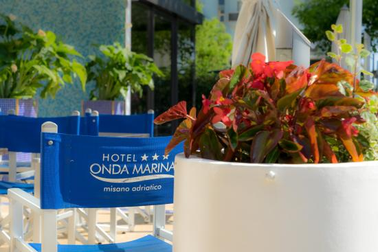 Hotel Onda Marina: esterno particolare