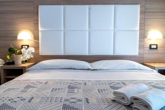 Hotel Onda Marina : camera particolare
