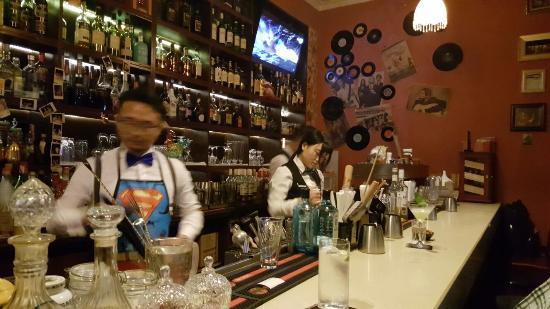 Flavor Lounge JiWei JiuBa