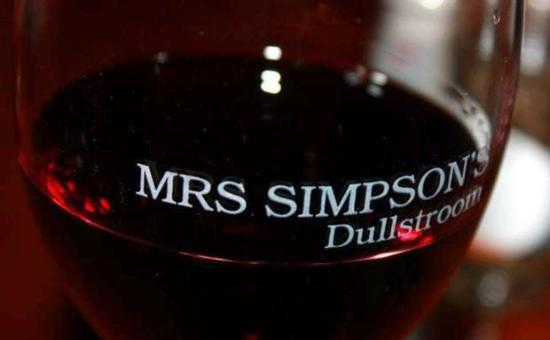 Mrs Simpson's Restaurant
