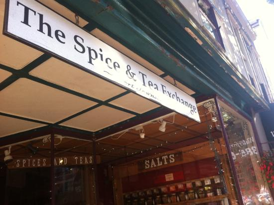 ‪The Spice and Tea Exchange‬