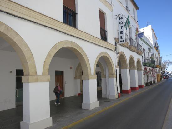 Hotel Casa del Regidor: Außenansicht
