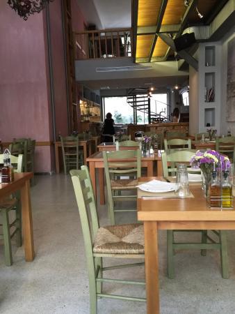 Paraligousa Restaurant