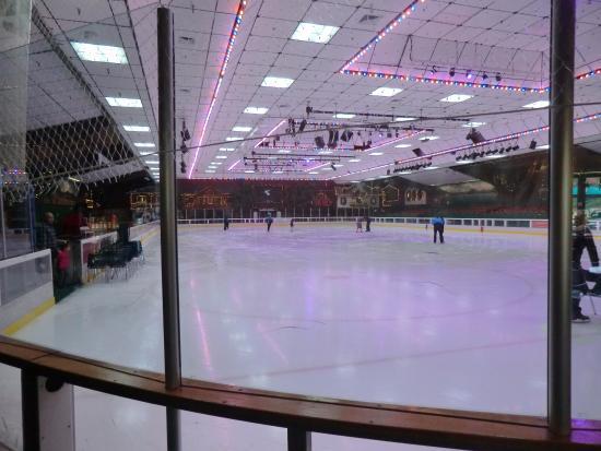 Redwood Empire Ice Arena : Rink