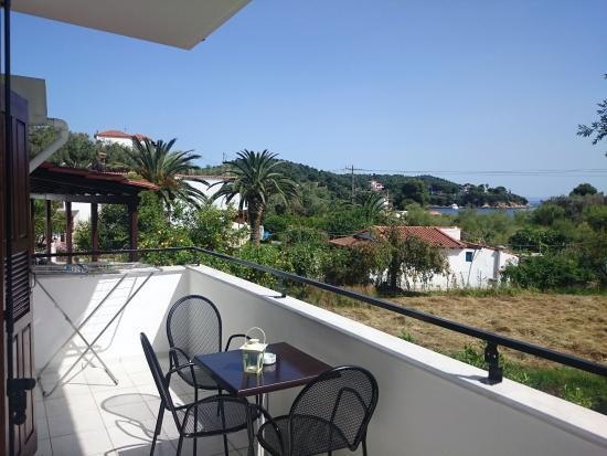 Villa Karina: Balcony