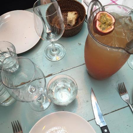 Man kan få serveret lækre drinks! - Picture of PS Bar & Grill, Copenhagen - TripAdvisor