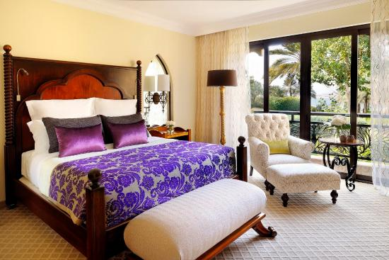 Residence & Spa at One&Only Royal Mirage Dubai: Executive Suite Bedroom, Residence & Spa