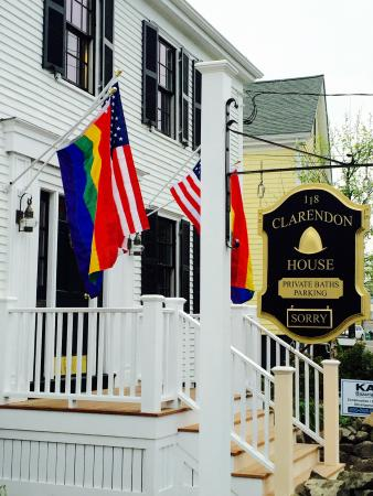 Photo of Clarendon House Provincetown