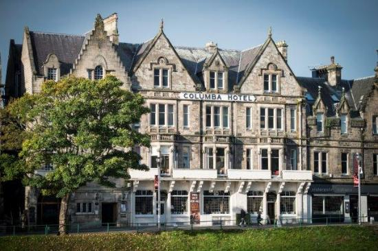 Columba Hotel Inverness By Comp Hospitality 76 9 3 Updated 2018 Prices Reviews Scotland Tripadvisor