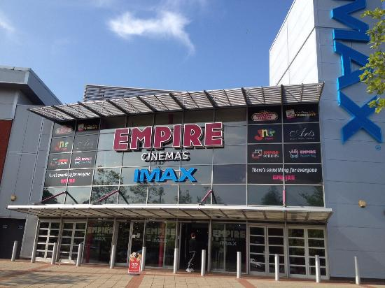 Empire Cinema Birmingham Great Park