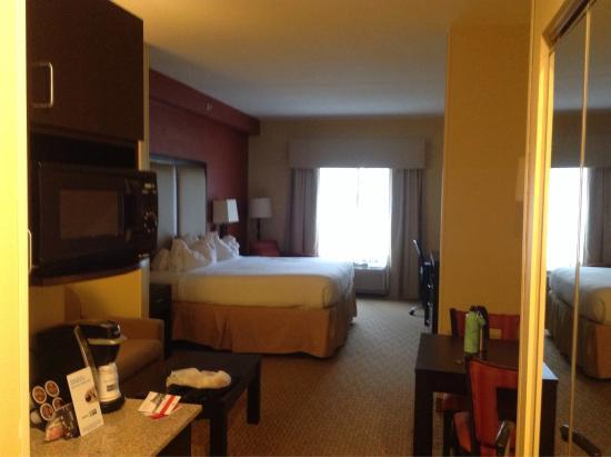 Holiday Inn Express Hotel & Suites Nashville - Opryland: photo0.jpg