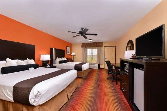 มอนโรวิลล์, อลาบาม่า: Guest Room