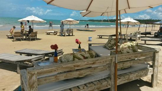 Cabana Enseada Beach Trancoso Trancoso