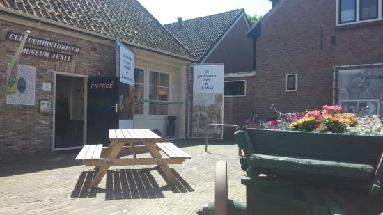 De Waal, Ολλανδία: Cultuurhistorisch Museum Texel
