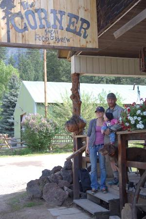 Yellow Pine, ID: Opening Day with the Famiy