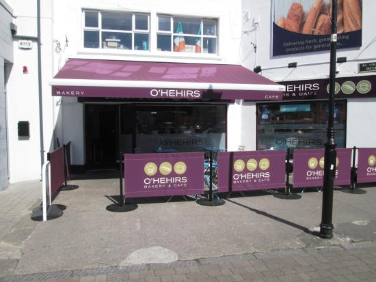 O'Hehirs Bakery Cafe Westport - Picture of O'Hehirs Bakery ...