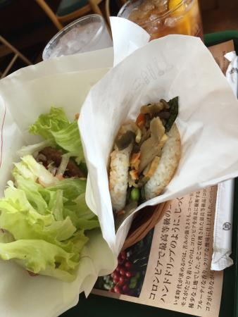 Mos Burger Okayama Haraoshima