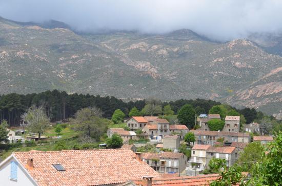 Du Spa vue sur la vallée