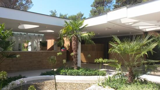 Zaton Holiday Resort: Blocco servizi