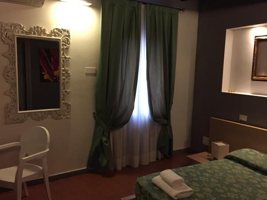 เซตเต อังเจลี รูมส์: New double room