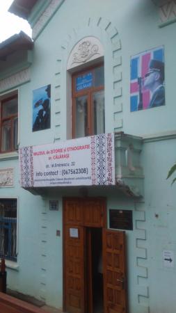 Calarasi, Mołdawia: Muzeul