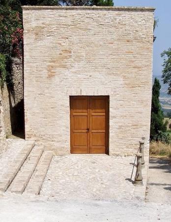 Moresco, Italy: L'ex chiesa di Santa Sofia