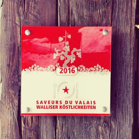 Riederalp, Zwitserland: Saveurs du Valais