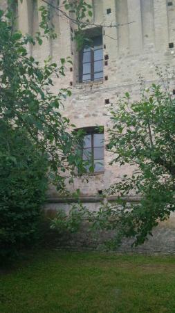 Varano de' Melegari, Itálie: Castello Pallavicino
