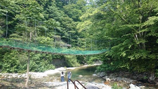 Okunikkawa Ravine