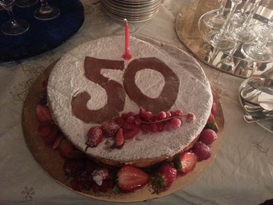 Torte Di Compleanno Per I 50 Anni 5 Decorazioni In Pasta Torta Donna
